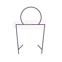 Tesnenie pre sprchovací kút 0589 pre sprchovací kút