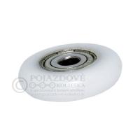 Náhradné koliesko TYP-D (696RS) pre sprchovací kút