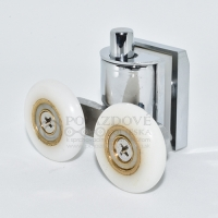Spodné pojazdové dvojkoliesko M05 pre sprchovací kút