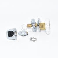 Pojazdové koliesko HS060-1 pre sprchovací kút