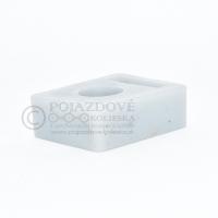 Náhradný diel - Doraz pružný pre sprchovací kút