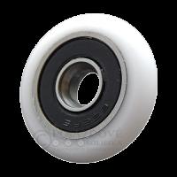 Náhradné koliesko TYP-A (626RS) pre sprchovací kút