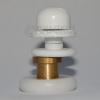 Zvýhodnená sada pojazdových koliesok HS062 pre sprchovací kút