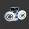 Horné pojazdové dvojkoliesko M09